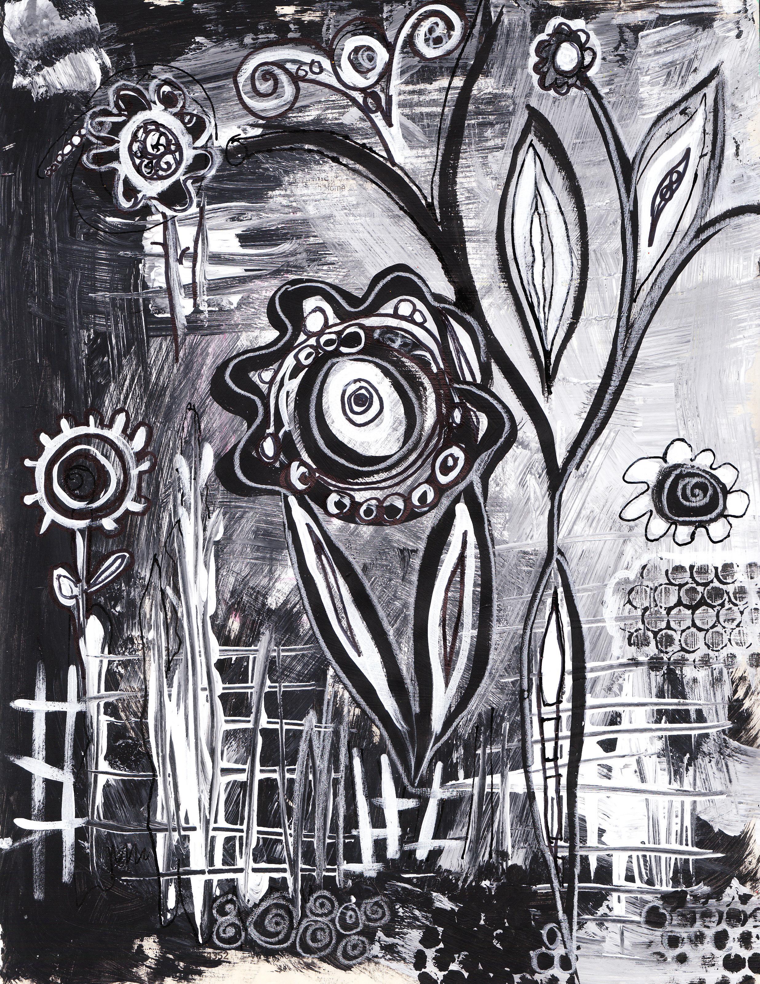Black White And Journal 17 Joyful Ploys
