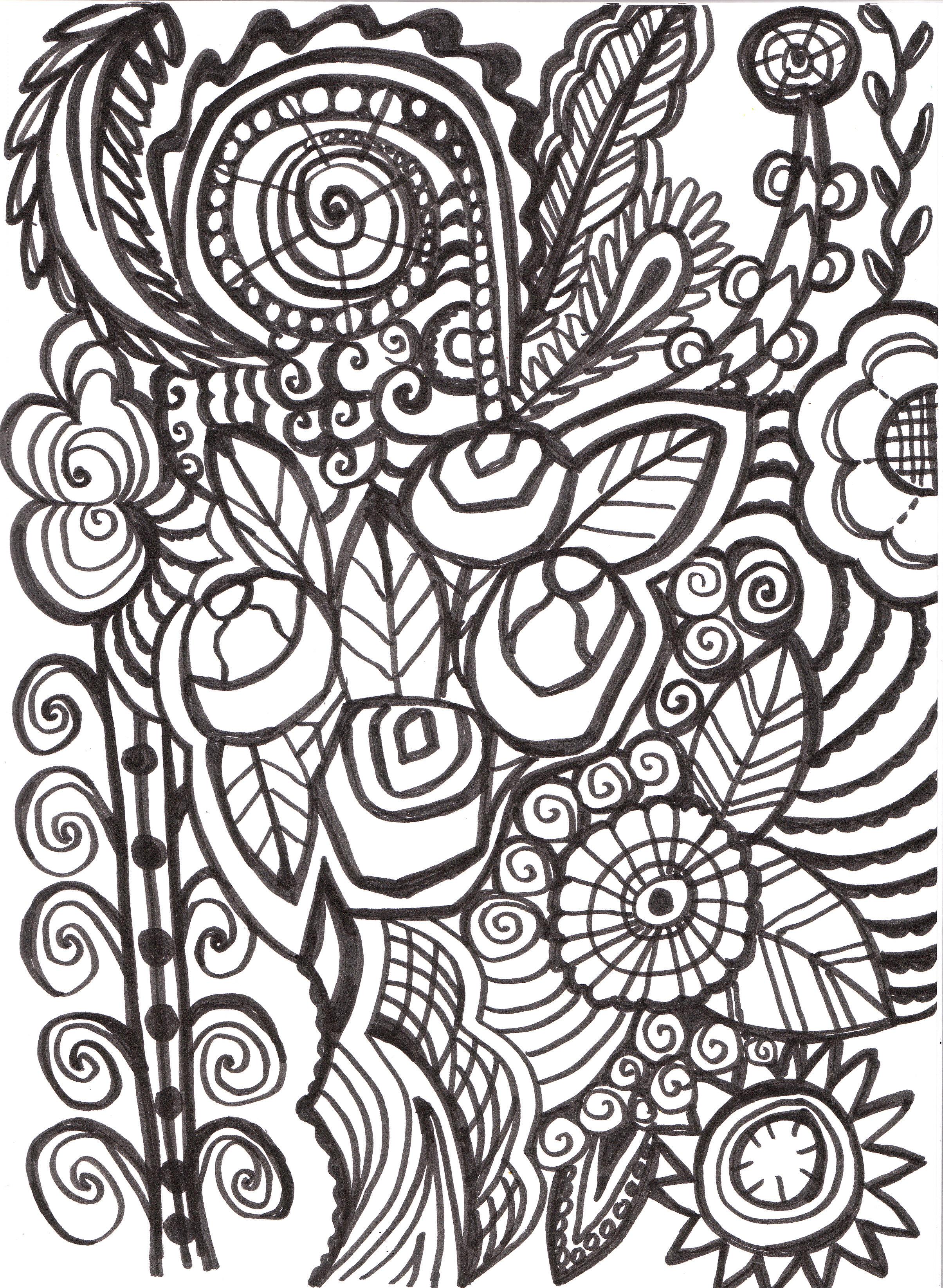 Miscellaneous doodles joyful ploys - Doodle dessin ...