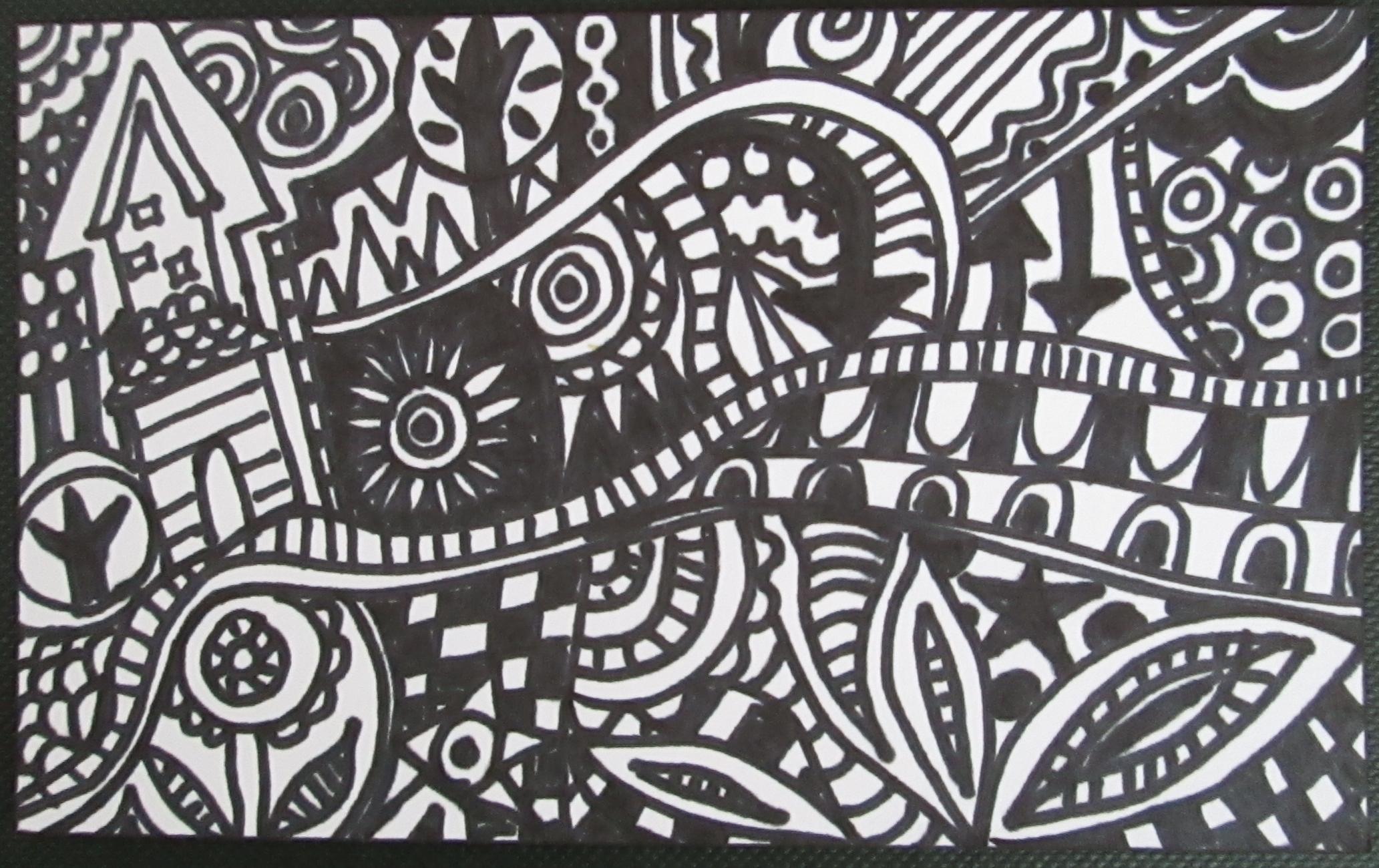 June 2013 joyful ploys for Cool designs on paper